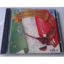 Coro Del Ejercito Y Fuerza Aerea Mexicanos Paquete De 3 Cds