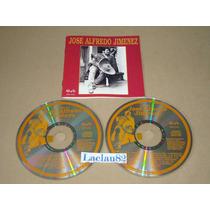 Jose Alfredo Jimenez Lo Mejor 33 Grandes Exitos 1990 Rca Cd