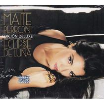 Maite Perroni Eclipse De Luna Cd/dvd Edicion Deluxe Sellado