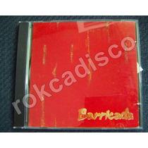 Cd, Barricada, Rojo, Hecho En España