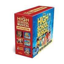 Disney High School Musical Visitas Colección Cd Soundtrack B