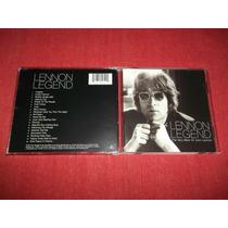John Lennon - Legend Cd Imp Ed 1997 Mdisk