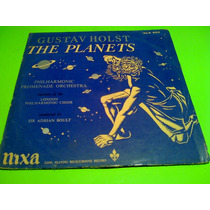 Disco Lp Gustav Holst The Planets Musica Clasica