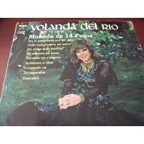 Lp Yolanda Del Rio, Envio Gratis