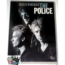 Dvd: The Police Greatest Video Hits!!! Omm