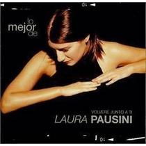 Pausini Laura Lo Mejor / Volvere Junto A Ti Cd Nuevo