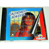 Cd Calendario Sonidero Vers Originales