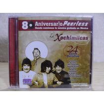 Los Xochimilcas 24 Exitos Bailables Cd Seminuevo