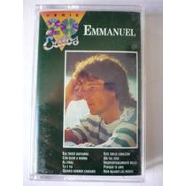 Emmanuel La Serie De Los 20 Exitos Kct 1991 Rarisimo!