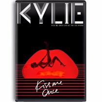 Kylie Minogue / Kiss Me Once Live / Discos 2 Cds + Dvd