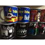 Taza The Beatles Pink Floyd Led Zeppelin Black Sabbath 11onz