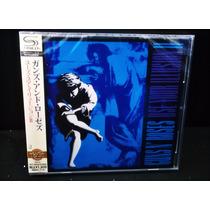 Cd Album Guns N