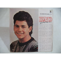 Flavio Cesar No Renunciare A Ti, En Español Single 33 Pop