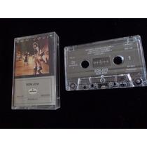 Bon Jovi Cassette Mexico No Van Halen Nirvana Depeche Mode