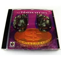 Mascaras / Salsa Varios Cd Nuevo Sellado Ed 1993 Imp Usa