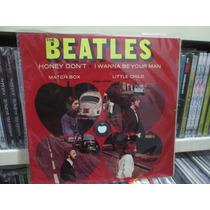 The Beatles Disco Ep Nuevo 10504 4 Temas