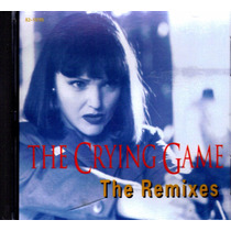 The Crying Game The Remixes Cd Single 1993 Made In U.s.a.