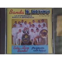Cd Banda El Recodo, Pegando Con Tubo