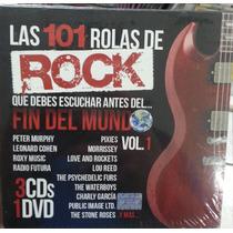 Las 101 Rolas De Rock Que Debes Escuchar