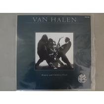 Van Halen,women And Children First,acetato Nacional