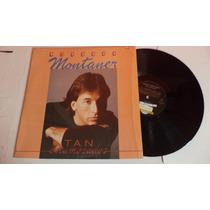 Ricardo Montaner Tan Enamorados Lp Vinyl De Coleccion