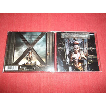 Iron Maiden - X Factor Cd Imp Ed 1995 Mdisk