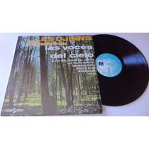 Les Djinns 14 Grandes Exitos Las Voces Del Cielo Lp Vinyl