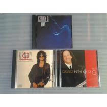 Kenny G Instrumental Pop Jazz New Wave Sax Cd