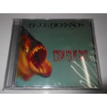 Bruce Dickinson Cd Scream For Me Iron Maiden Sabbath Judas