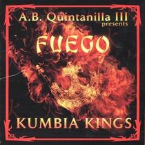 Kumbia Kings Fuego Disco Cd Nuevo Edicion Especial
