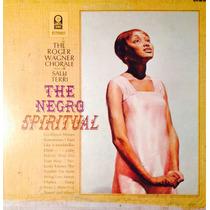 The Negro Espiritual Disco Lp