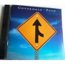 Coverdale Page - Coverdale & Page Cd Rock Whitesnake