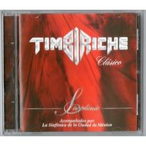 Timbiriche - Clásico (1998) Cd
