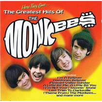 Cd The Monkees-here They Come. The Greatest Hits Of The Monk