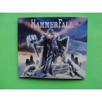 Hammerfall - Chapter V: Unbent, Unbowed - (cd, 2005, México)