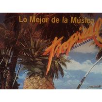 Cd Lo Mejor De La Musica Tropical -1988-peerlees