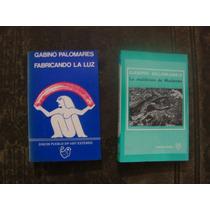 Lote De 2 Cassete Gabino Palomares Trova Folk De Coleccion