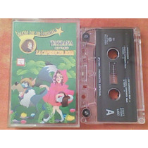 Audio Cassette Tatiana, Cuento Y Canciones Caperucita Roja