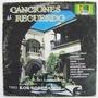 Trio Los Soberanos / Canciones Del Recuerdo 1 Disco Lp Vinil