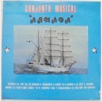 Grupo Musical Armada 1 Disco Lp Vinil Nuevo