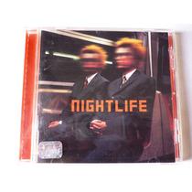 Pet Shop Boys Nightlife Cd 1999 En Excelente Estado!