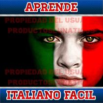 Audio Subliminal Para Aprender Italiano Facil Envío Gratis