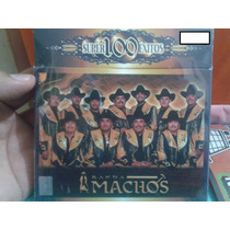 Pack 5 Cds Banda Machos 100 Super Exitos Nuevo Y Sellado