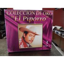 Cd Piporro Coleccion De Oro