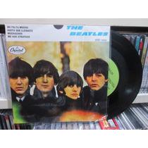 The Beatles Disco Ep Nuevo 10040 4 Temas