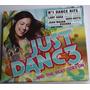 Just Dance 3 Hits Cd Y Dvd Nuevo, Sellado De Fabrica Bvf