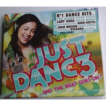 Just Dance 3 Hits Cd Y Dvd Nuevo, Sellado De Fabrica Bvf