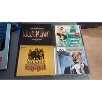 Cd´s B.b. King, Lynyrd Skynyrd, Louis Armsrong