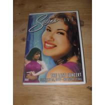 Selena Live Dvd, Selena Quintanilla Y Los Dinos