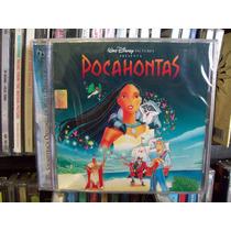 Pocahontas Cd Ost Disney Nuevo, Cerrado